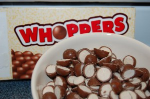 Whoppers shot